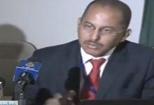صورة محاضرة السيد محمدن ولد حامد حول الإدارة الموريتانية