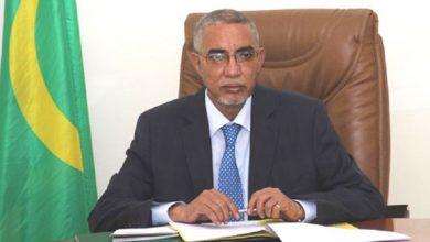 صورة نص الخطاب الافتتاحي  لمعالي الوزير الأول السيد يحيى ولد حدمين