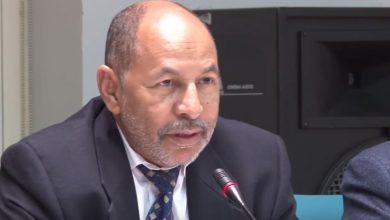 صورة المدير التنفيذي يشارك في مؤتمر دولي بجنيف